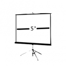 5′ tripod screen