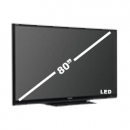 Sharp 80″ LED TV (AQUOS LC-80LE632U 80)