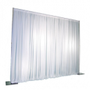 White Pipe & Drape Rental NYC